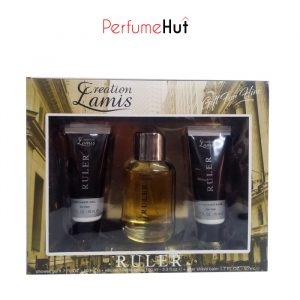 Lamis Creation Ruler Perfume Giftset