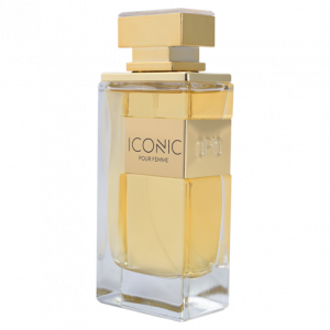 Iconic Golden Perfume