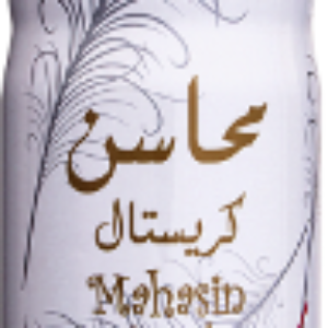 MAHASIN CRYSTAL (DEO) Body Spray