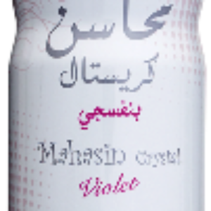 MAHASIN CRYSTEL VIOLET Body Spray