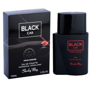 Black Car Perfume