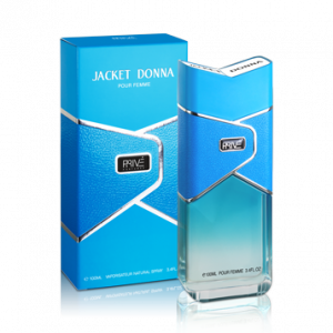 Jacket Donna Prive Perfume 100ml