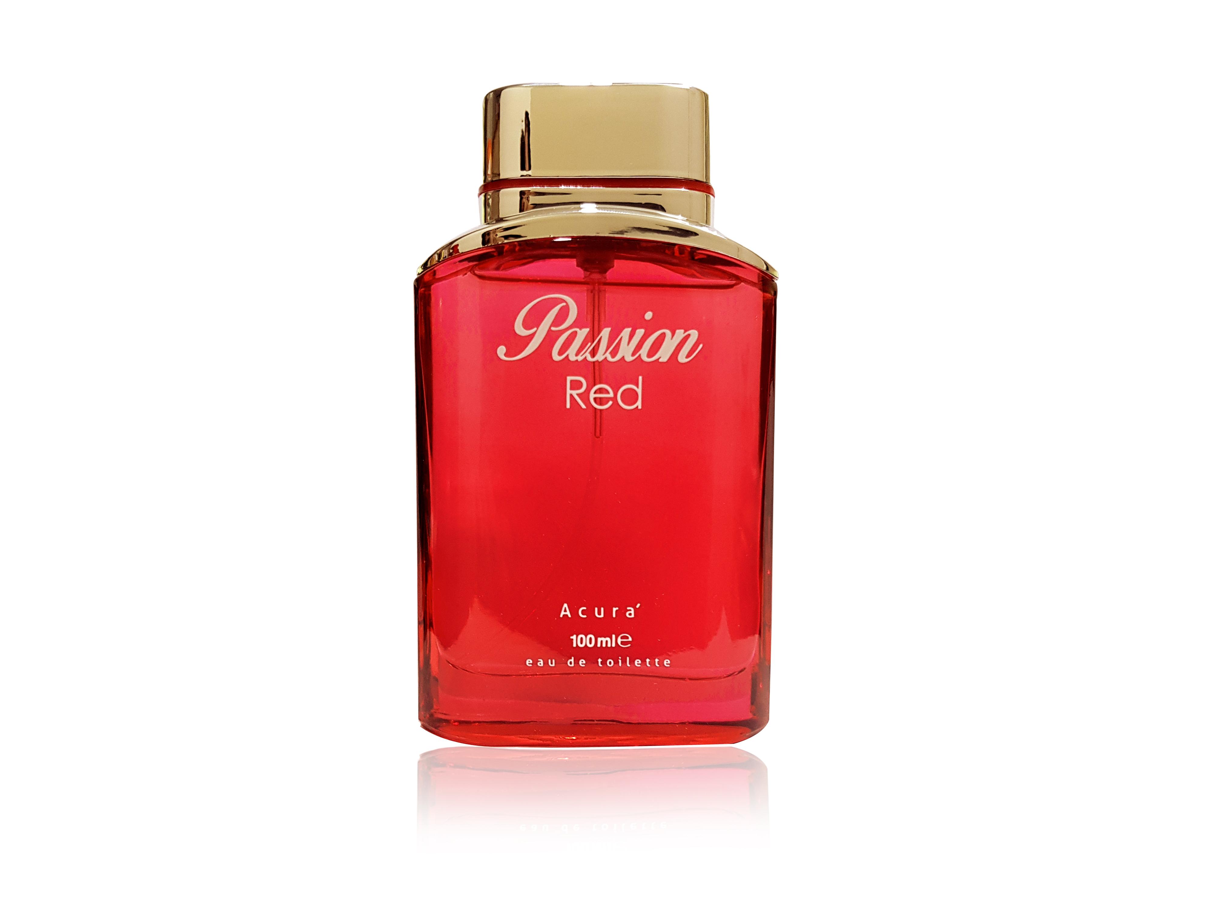 283e61ce Passion Red Perfume 100ML