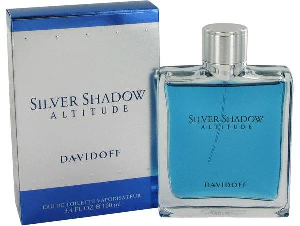 Silver Shadow Altitude Perfume
