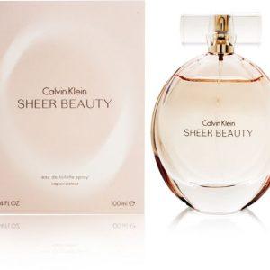 ck beauty Sheer W Perfume